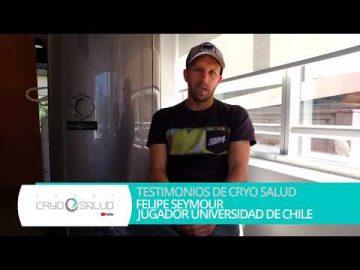 Canal Cryo Salud Testimonio Felipe Seymour
