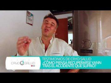 Canal Cryo Salud: Yann tras el accidente