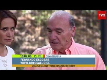 Buenos días a todos TVN 12/02/2016. Extracto de Cryo Salud